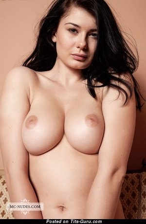 Image. Lucy Li - nude brunette with big tittys picture