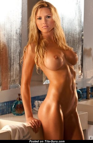 Ashley Mattingly - Awesome American Playboy Blonde with Awesome Bare Fake Tittys (Sexual Pix)