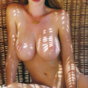 Amazing female with big natural tittes image
