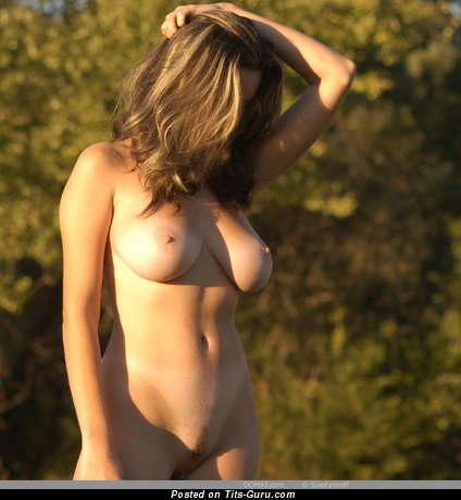 Image. Gigi - nude amazing girl with big natural boob picture