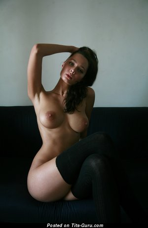 Image. Naked awesome lady with big boob picture