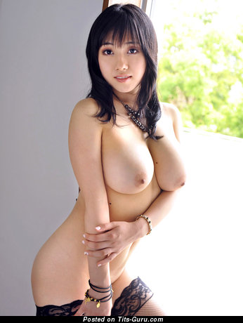 Azusa Nagasawa - Delightful Japanese Dish with Delightful Open Real Very Big Boobies (18+ Photoshoot)