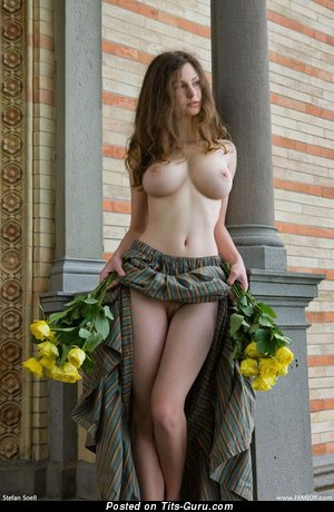 Image. Nude awesome woman with big tittys photo