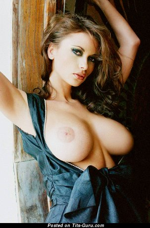 Veronica Zemanova - The Nicest Czech Brunette Babe with The Nicest Nude C Size Tit (Hd Porn Foto)