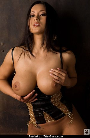 Image. Julri Waters - nude asian brunette with medium breast image