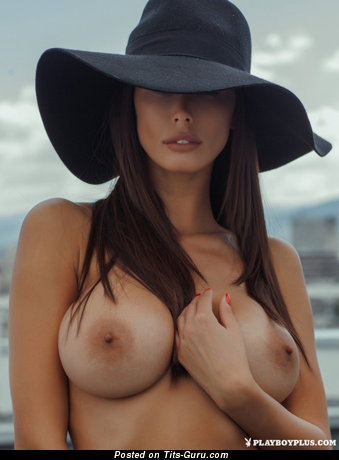 Bilyana Evgenieva - naked brunette with big boobies pic