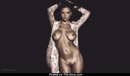 Image. Jenya D - amazing woman with big breast picture