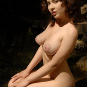 Diana D - amazing female with big natural tittes pic