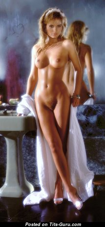 Carmen Berg - Fine American Playboy Blonde with Fine Open Natural Tittys (4k Sex Pix)