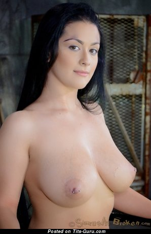 Image. Katrina Jade - nude amazing female with medium breast image