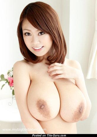 Ria Sakuragi - naked beautiful female with natural boob picture
