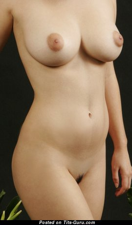 Image. Awesome lady with natural breast photo