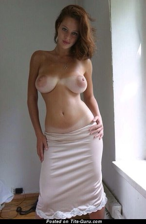 Image. Naked amazing lady with natural boob picture