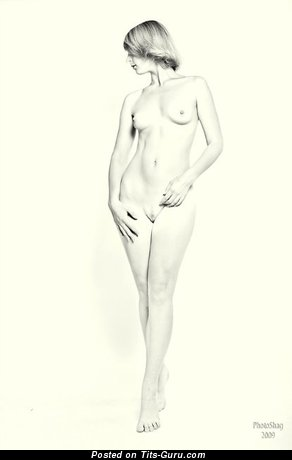 Image. Nude nice lady photo