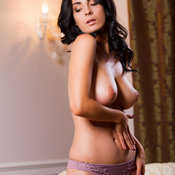 Marisol A - wonderful girl with big natural breast photo