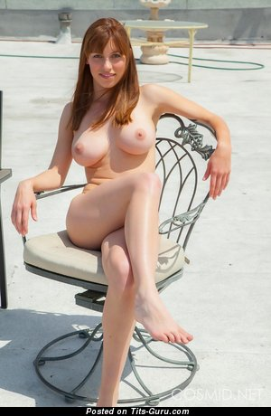 Image. Nude nice female with big breast pic