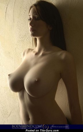 Image. Naked wonderful woman with big tittes photo