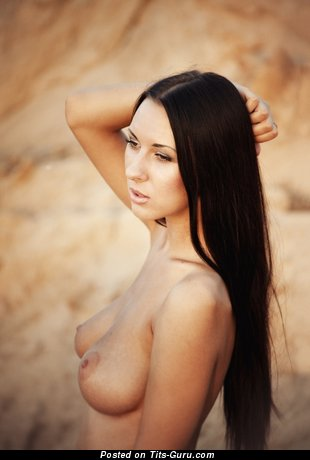 Image. Kristina Zhuk - naked wonderful woman with big natural breast pic