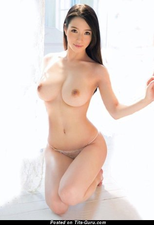 Image. Sexy nude asian with medium natural tittys pic