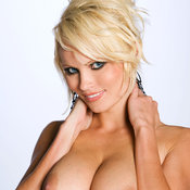 Hanna Hilton - beautiful female with big natural breast photo