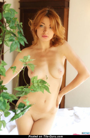 Image. Naked nice girl with natural tittes picture