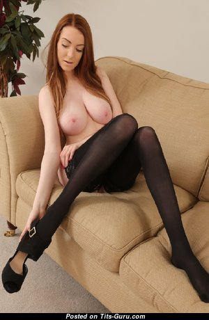 Amatuer Teens - Adorable Nude Babysitter in Stockings (Hd Sexual Foto)