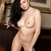 Lucy - awesome girl with big natural boobies image