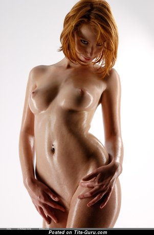 Clelia Domai - Gorgeous Red Hair with Gorgeous Naked Real Normal Tit (Hd 18+ Pix)