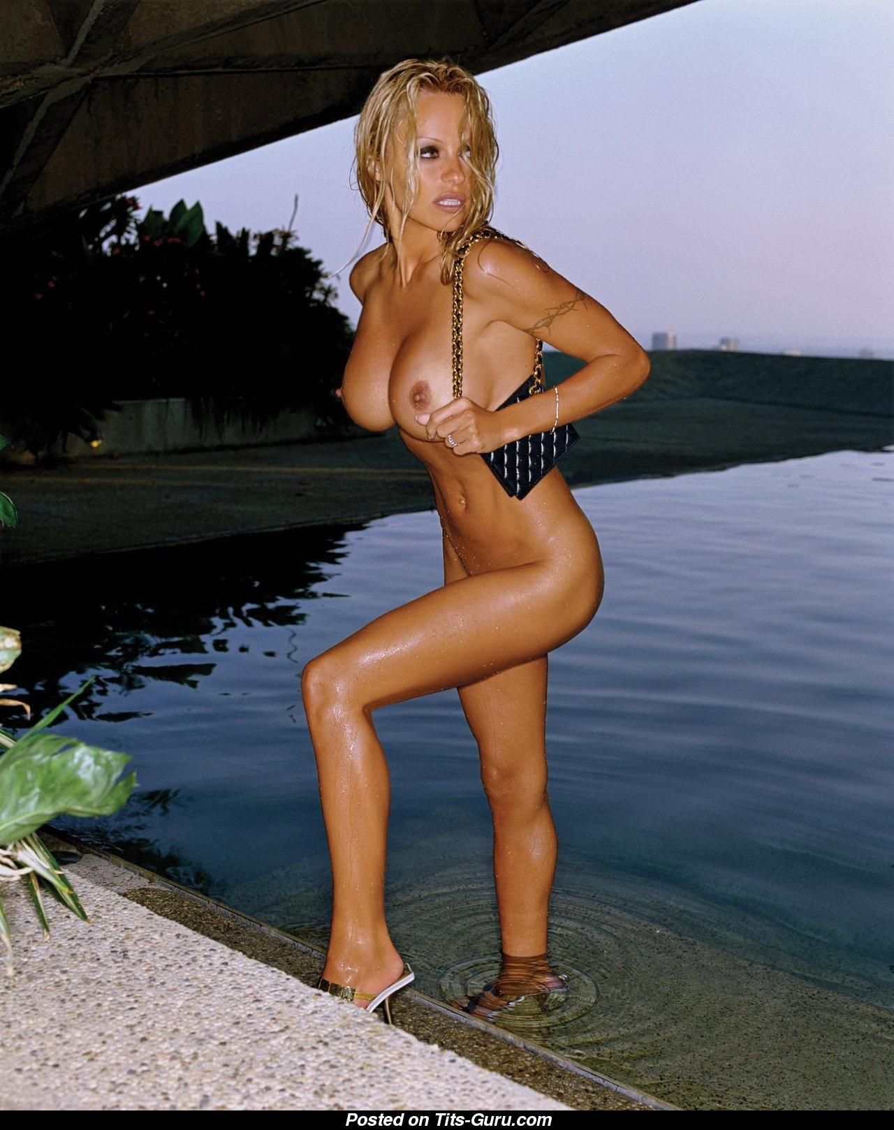 Pamela anderson boobs nude