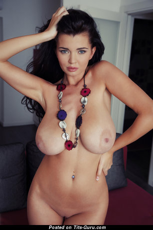 Image. Awesome woman with huge natural boob photo