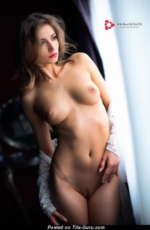 Image. Sexy topless amateur amazing female pic