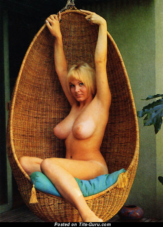 Image. Linda Moon - nude awesome lady with big natural tits picture