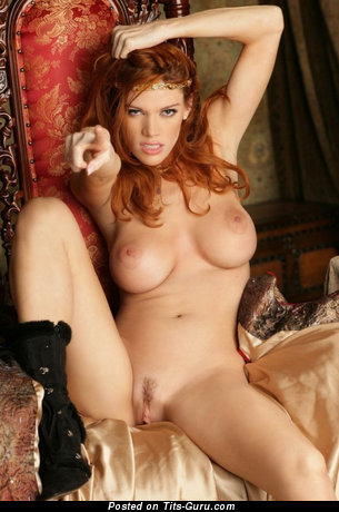 Image. Naked red hair pic
