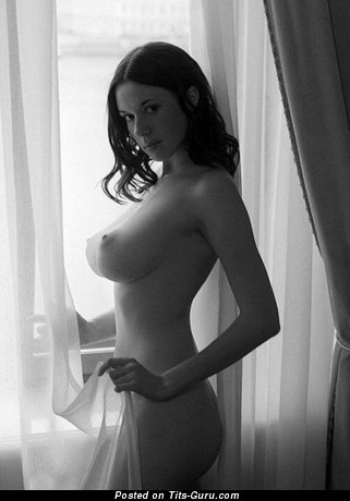 Nude hot woman with big tots pic