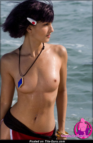 Image. Awesome female with small natural tittys image