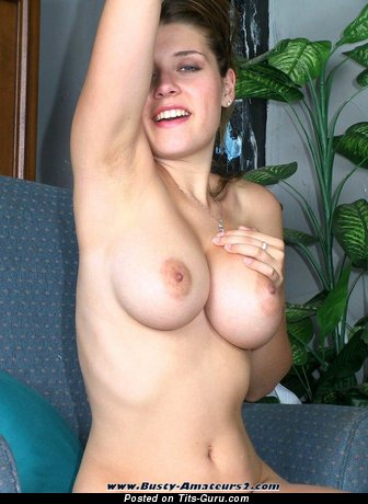 Image. Erica Rose Campbell - nude awesome lady with medium natural tittes photo