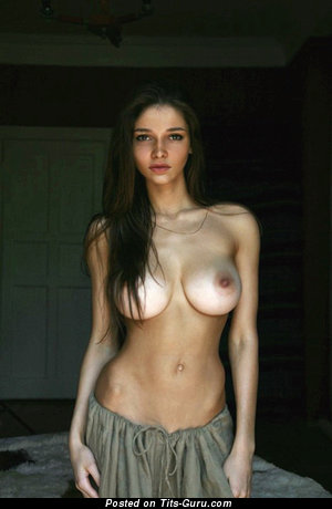 Image. Nude wonderful woman with big boob pic