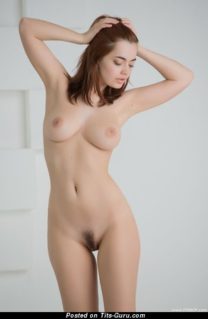 Image. Kamilla J - awesome female with natural boobs image