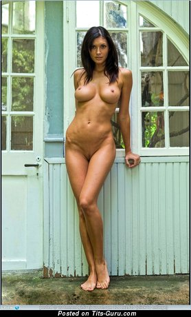 Image. Nude amazing female with big boobies pic
