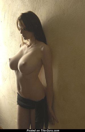 Image. Wonderful lady with huge boobies pic