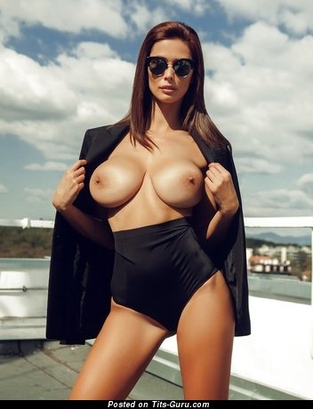 Image. Bilyana Evgenieva - sexy topless wonderful girl picture