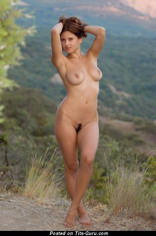 Image. Amazing female with natural tittys picture