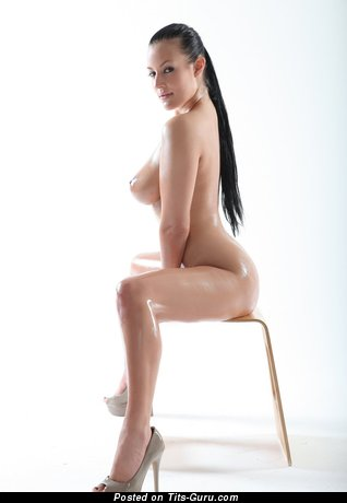 Image. Sexy brunette pic