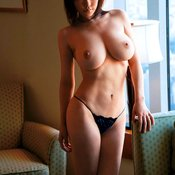 Anri Okita - wonderful woman with big tittes image