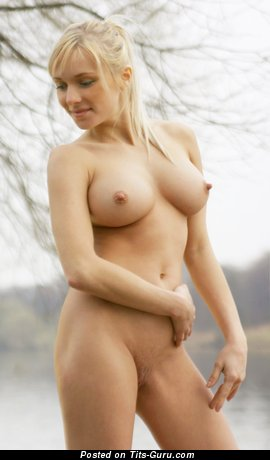 Image. Yanina - naked hot girl with big boobies picture