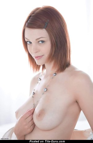 Image. Naked amazing female with natural tits image