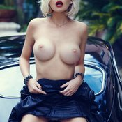 Кейсли Коллинс - hot girl with big fake breast picture