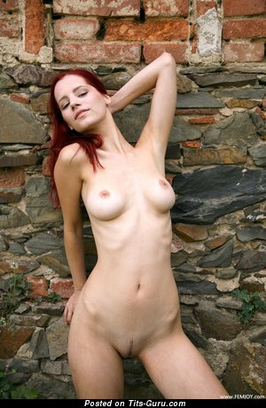 Image. Ariel - nude wonderful lady with medium natural boob photo