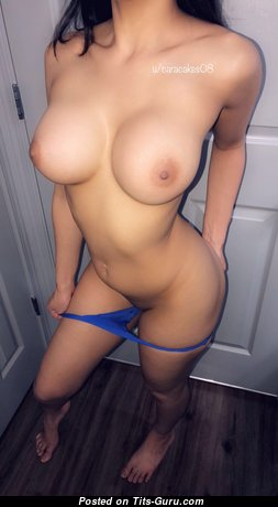 Beautiful Female with Beautiful Nude Fake C Size Titty is Undressing (Private Hd Porn Photo)