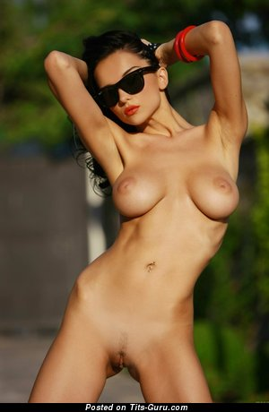 Image. Jenya D - naked amazing woman with big natural tittes pic